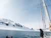 Ice Axe Expeditions - Arctic Circle Ski Cruise - photo credit Keoki Flagg