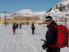 Ice Axe Expeditions - Arctic Circle Ski Cruise - photo credit Keoki Flagg