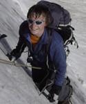 George Climbing