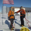 660 mile trek across Antarctica to the South Pole