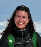 Marie Louise Mandl - Ice Axe Antarctica Expedition participant