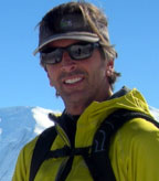 Brian O'Neill, Ice Axe Antarctica Expedition parcitipant