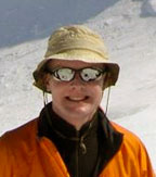 Rick Winfield - Ice Axe Antarctica Expedition participant