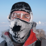 Michael Mitten -- Ice Axe North Pole Expedition