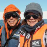 Fred & Barbara Ilfeld - Antarctica Expedition 2009