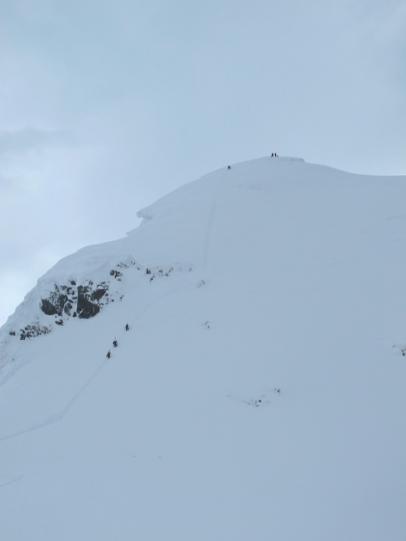 Climbing Emma Island - Ice Axe Antarctica 2010