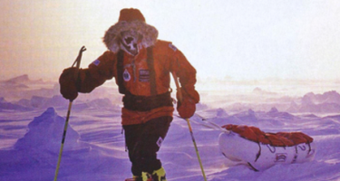 Doug Stoup in Australian Geographic, July 2011