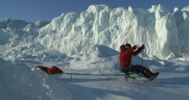 Doug Stoup featured in THE PUSH: A South Pole Adventure
