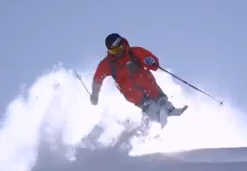 Doug Stoup - Warren Miller Ticket to Ride 2013
