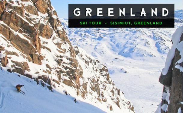 Greenland Ski Tour 2015