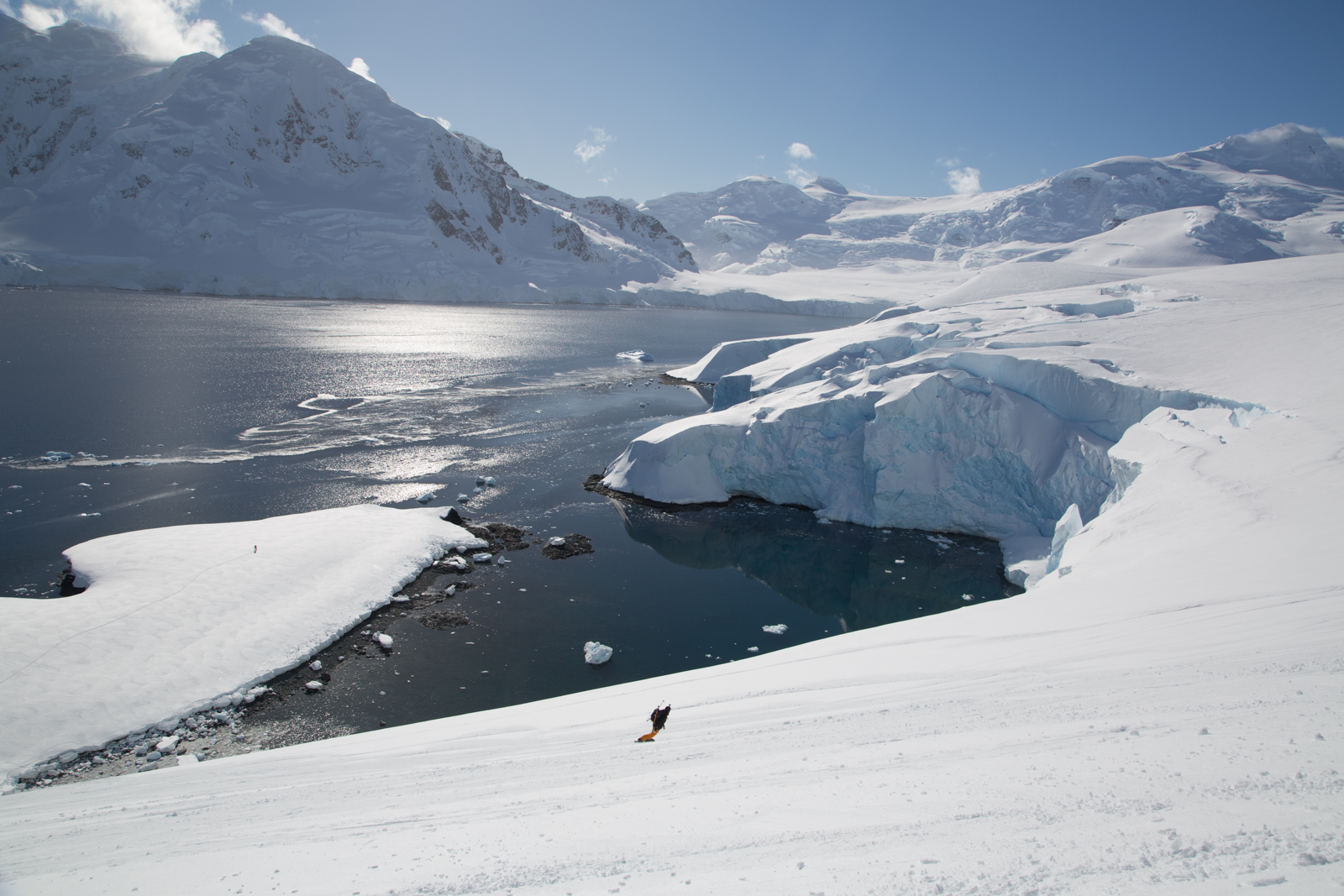 Antarctic Peninsula Adventure Cruise 2014 - Ice Axe Expeditions