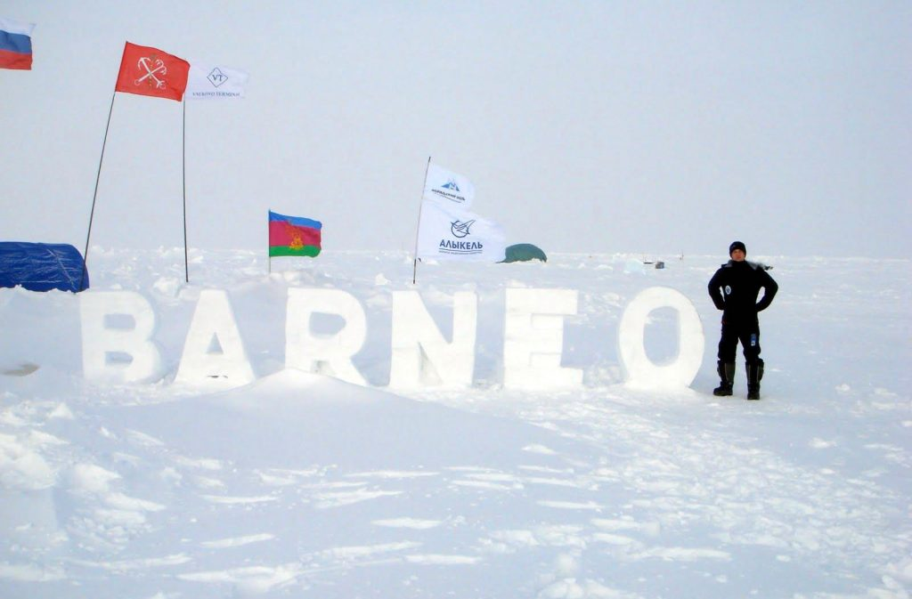 For the first time in 18 years, the North Pole expedition season at Barneo ice camp has been canceled.
